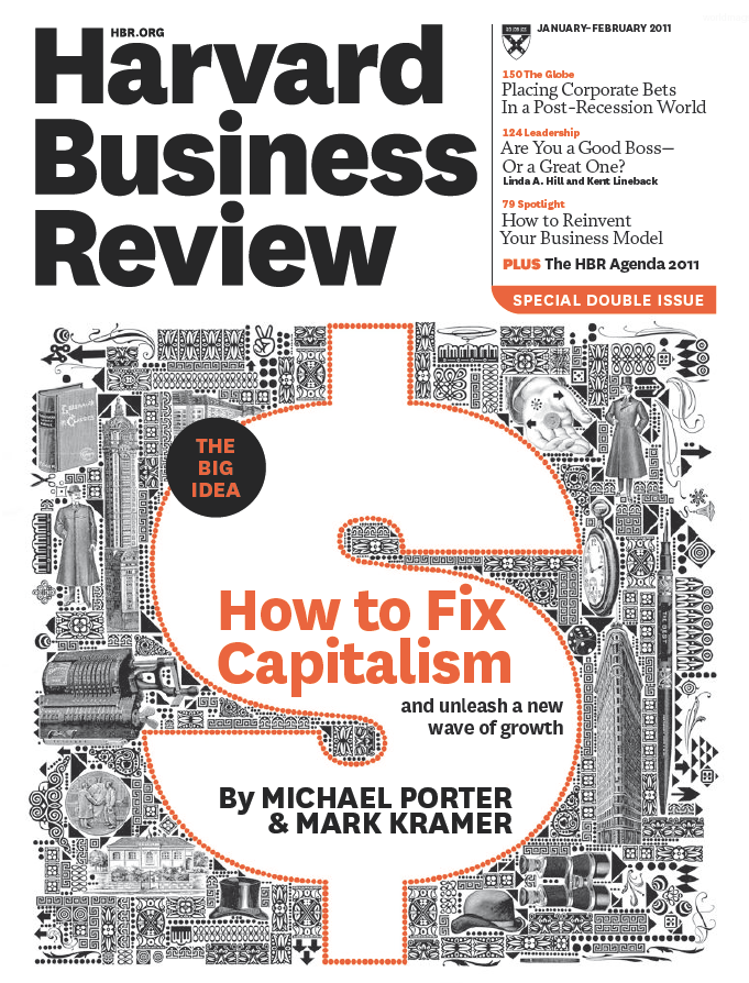 porter m e kramer m r 2011 creating shared value harvard business review 89 1 2 62 77 Article literature review in harvard business review 89(1-2):62-77  con- sistent with creating shared value (see porter and kramer,  the shared value concept of porter and kramer (2011.