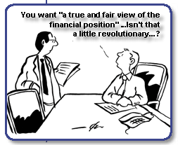 true and fair view essay Free essay: the meaning of 'true and fair' the expression 'true and fair' is one of the most common expressions used in the financial industry today it is.